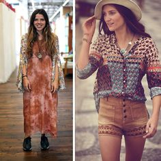 If you're a fan of the bohemian style clothing look from Free People or another brand name you adore, then there's no doubt you may associate it with being a free spirit and someone who loves to create their own look.