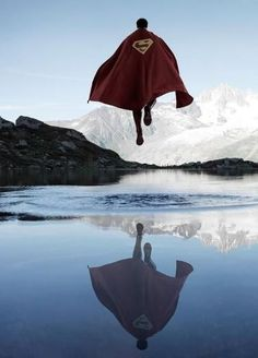 Be Superman! - Photo Series by Benoit Lapray - on - Marvel Dc Comics, Hero Marvel, Heros Comics, Dc Comics Art, Dc Heroes, Batman Vs Superman, Superman Man Of Steel, Superman Artwork, Superman Stuff