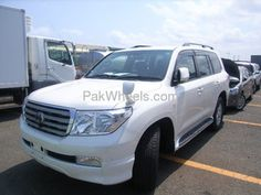 Used Toyota Land Cruiser 2008 Car for sale in Karachi - 472168 - 1453890