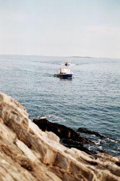 Modern Hepburn — simplici-tea: Land's End Bailey Island, Maine...