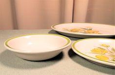 "Stonybrook Stoneware 5 1/2"" bowl matching dinnerware by MyRetroRecollections on Etsy"