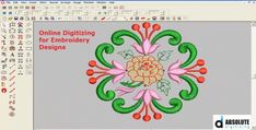 Looking to avail service regarding online digitizing for embroidery designs? Connect with Absolute Digitizing to get best services at an affordable price. Commercial Embroidery Machine, Machine Embroidery, Custom Embroidery, Embroidery Designs, Embroidery Digitizing Software, Task To Do, Try Your Best, Types Of Stitches, Extra Money