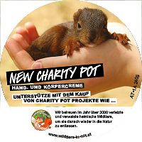 Kleine Wildtiere in großer Not Lush, Body Lotion, Charity, Cocoa Butter, Make A Donation, Wild Animals, Moisturizer