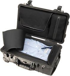 pelican peli products 1510LOC 1500 laptop luggage carryon case