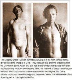 Skoptsy Christians
