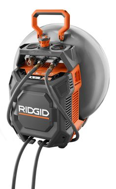 "katapultdesign: ""(via RIDGID Vertical Compressor on Behance) """