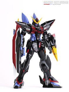 MG 1/100 Blitz Gundam - Painted Build
