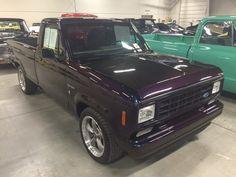 1988 ford ranger custom