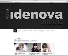 E' online il nuovo sito Idenova, vieni a scoprirlo www.idenova.net