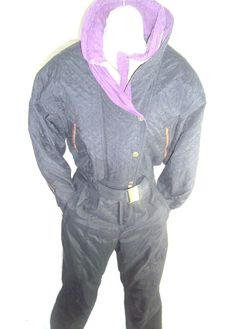 Edelweiss Ski Suit, JumpSuit One Piece Size 10 #Edelweiss