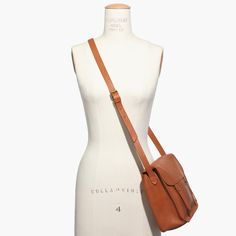 The Watertower Messenger Bag : crossbody bags | Madewell