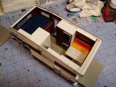 1972 Chevy Open Road Camper - Scale Auto Magazine - For building plastic & resin scale model cars, trucks, motorcycles, & dioramas