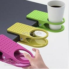 Colorful Cup Holders (image from dh gate)
