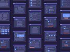 Web App Micro Wireframes Sketch freebie - Download free resource for Sketch - Sketch App Sources