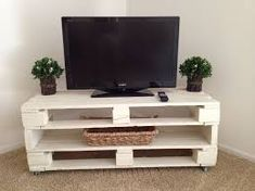 Image result for pallet tv unit                                                                                                                                                     More
