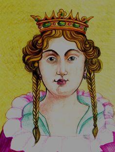 RAINHA D.MAFALDA-D.AFONSO HENRIQUES