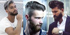 Τα πιο δημοφιλή undercut κουρέματα για άντρες Undercut, Most Popular, Haircuts For Men, Barber, Hair Cuts, Hair Color, Room, Man Haircuts, Beard Barber