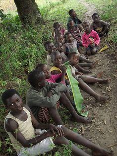 Uganda! I can't wait!!