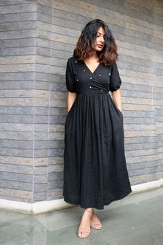 Casual Frocks, Simple Frocks, Casual Dresses, Simple Dresses, Casual Wear, Cute Dresses, Frock Fashion, Indian Fashion Dresses, Dress Indian Style