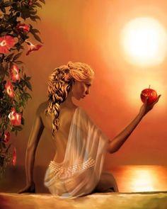 Архетипы Богини Богиня Идунн