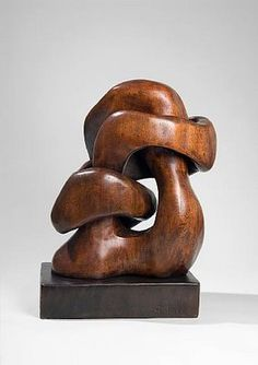 """To make of wood all that could be made out of wood."" Alexandre Noll, ""Treinte"" 1947"