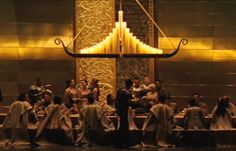 The chandelier light fixture thing during Asgard's little party at the end of… Marvel Films, Marvel Dc, Best Superhero Movies, Defenders Marvel, Lady Loki, Out To Sea, Environment Concept Art, Loki Laufeyson, Story Inspiration
