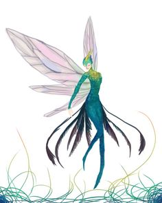 Toothiana, Tooth Fairy - Rise of the Guardians
