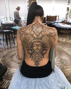 30 Epic Tattoo Ideas For Woman Full Back Tattoos, Back Tattoo Women, Great Tattoos, Sexy Tattoos, Beautiful Tattoos, Body Art Tattoos, Girl Tattoos, Tattoos For Women, Back Tattoos For Girls