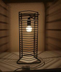 audio bookstore lamp
