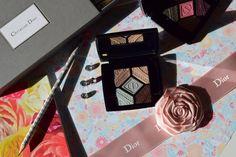 Dior palette Parisian Sky - Collection Skyline - My Beauty Québec