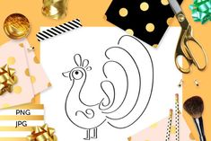 Thanksgiving Turkey Coloring (Graphic) by Revidevi · Creative Fabrica Turkey Coloring Pages, Coloring Books, Kids Graphics, Turkey Colors, Thanksgiving Turkey, Digital Stamps, Gift Cards, Making Ideas, Craft Projects