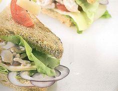 Pikante Sandwiches - Rezept - ichkoche.at