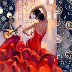 Trish Biddle | Figurative | Retro Vintage style painter | Tutt'Art@ | Pittura • Scultura • Poesia • Musica