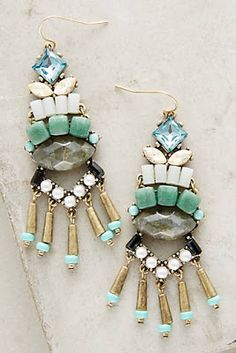 Fall 2016 anthropologie  jewelry
