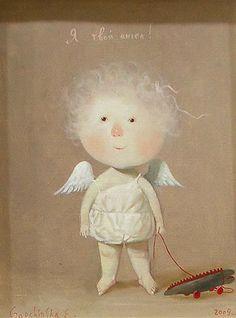 I'm your angel by Gapchinska