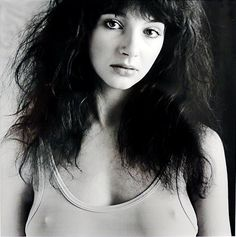Kate Bush (1958) - English singer-songwriter, musician and record producer. Photo by Gered Mankowitz