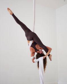 Bird Of Paradise pose-Paradise, Bird, pose Acro Dance, Aerial Dance, Aerial Hoop, Aerial Arts, Aerial Silks, Dance Jobs, Bird Of Paradise Yoga, Aerial Classes, Aerial Acrobatics