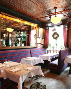 Summer is here but these NYC restaurants will have you planning ahead for a cozy winter dining date.