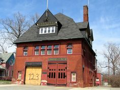Abandoned, Historic Fire Stations Now Up For Bid in Detroit - Properties of Potential - Curbed Detroit
