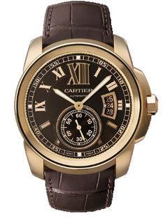 Cartier Calibre De Cartier Automatic Mens Watch W7100007 - http://www.rekomande.com/cartier-calibre-de-cartier-automatic-mens-watch-w7100007/