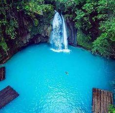 Kawasan Falls, Phillippines