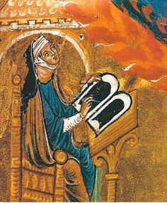 Hildegard von Bingen will be canonized and recognized as a Doctor of the Church in October of 2012.  It's about time!