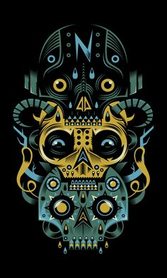 Crânio #cranio