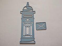 Creatable Classic Mailbox LR0275
