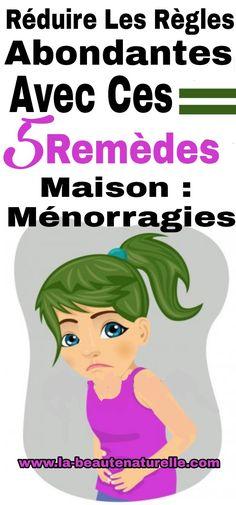 Réduire les règles abondantes avec ces 5 remèdes maison : ménorragies Take Care Of Your Body, Take Care Of Yourself, Quizzes, Nutrition, Couple, Homemade, Period Pains, Pcos, Menstrual Cycle
