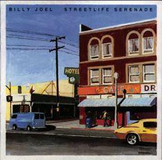 """Billy Joel - Streetlife Serenade - """"The Entertainer"""" - Columbia Records 1974 Re-Issue - Vintage Vinyl LP Record Album Billy Joel, Lp Vinyl, Vinyl Records, Vinyl Music, Weekend Song, Masakazu Katsura, Friday Music, Van Morrison, Cat Stevens"""