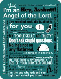 Cas quotes #Supernatural