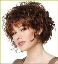 curly shag hairstyles 2014 - Google Search