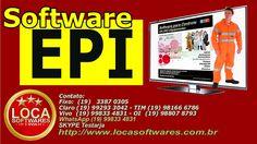 software para EPI controle de equipamentos de segurança Sistema Erp, Software, Youtube, Workplace Safety, Cloud, Youtube Movies