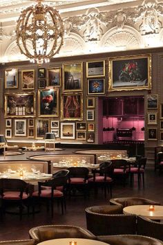 The buzzy restaurant is helmed by Michelin-starred chef, Jason Atherton. The London EDITION (London, UK) - Jetsetter